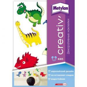 Декоративные наклейки Metylan